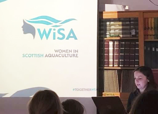 International Women's Day 2020 – Celebrating Women in Aquaculture